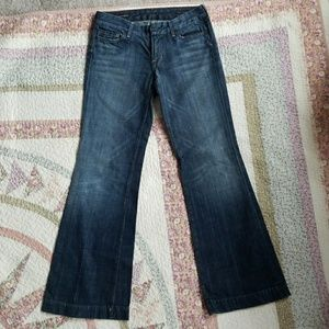Citizen Of Humanity SZ 28 Faye style jeans.